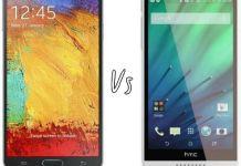 HTC Desire 816 vs Samsung Note 3 Neo