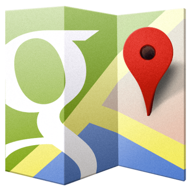 How to clear history of Google Maps