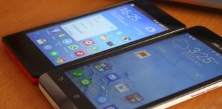 Asus Zenfone 5 vs Xiaomi Redmi Note Comparison