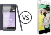 HTC Desire 816 vs Oppo N1 mini comparison