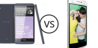 HTC Desire 816 vs Oppo N1 mini comparison