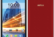 Intex Aqua Power HD Specifications