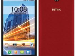 Intex Aqua Power HD Specifications
