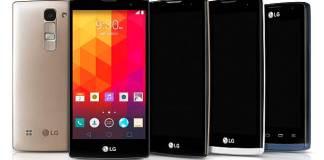 LG Leon LG Joy