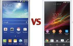 Sony Experia C3 vs Samsung Grand 2