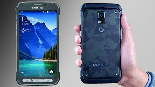 Samsung Galaxy S6 Active Specifications