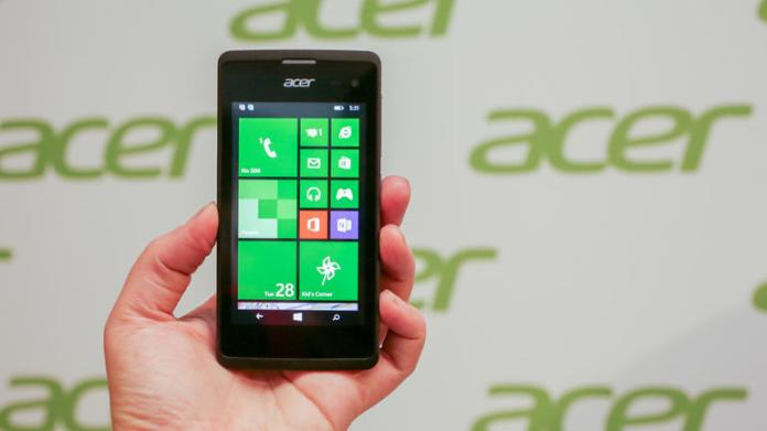 Acer Liquid M220 Specifications