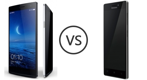Oppo 3000 vs Lenovo Vibe X2 comparison