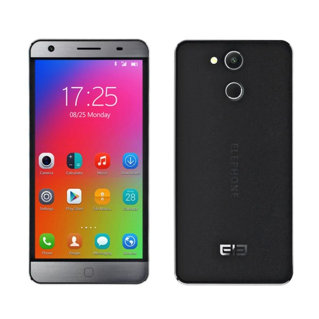 Elephone P8000 specifications