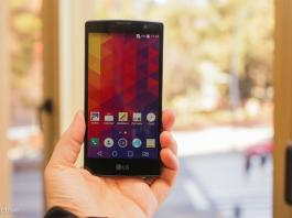 LG Magna review hands on