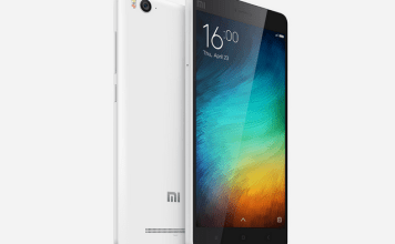 Xiaomi Mi 4i Specifications