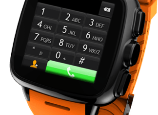 iRist smartwatch Specifications