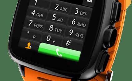 iRist smartwatch Specifications