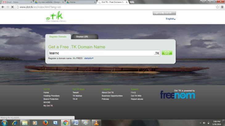 Domain Availality