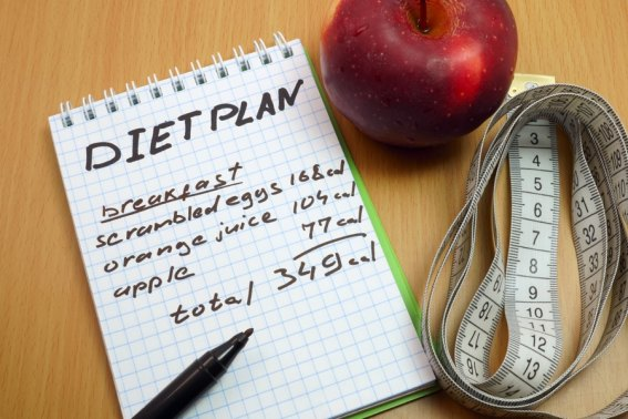 Plan your diet