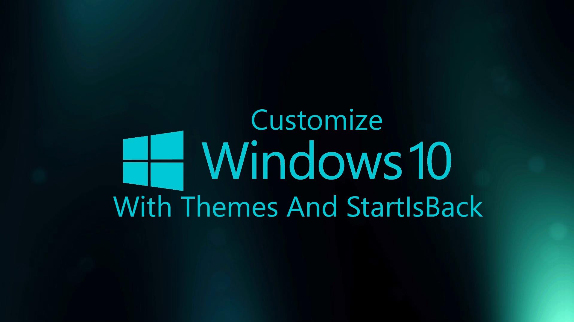 best windows 10 custom themes for enhanced experience 2018