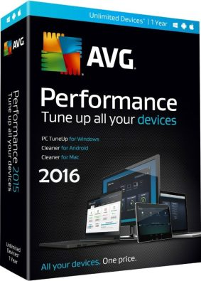 AVG Tune-Up