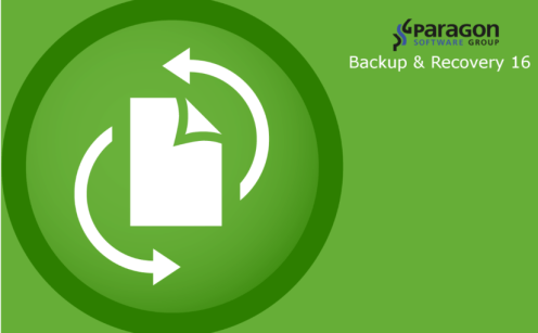 paragon Backup Recovery 16
