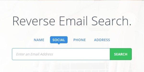 Reverse Email Lookup yahoo