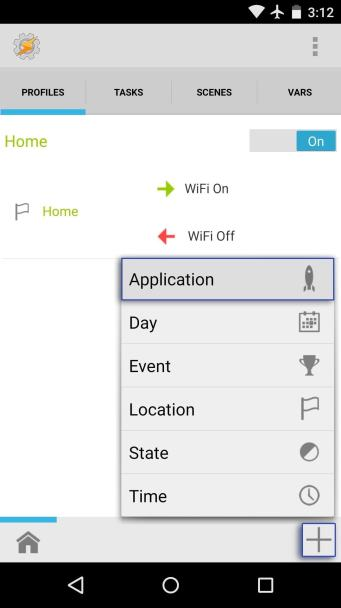 Screen Rotation For Apps