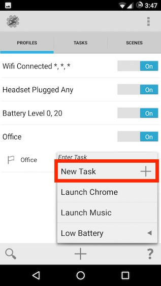 20 Best Tasker Profiles for Android Task-Automation