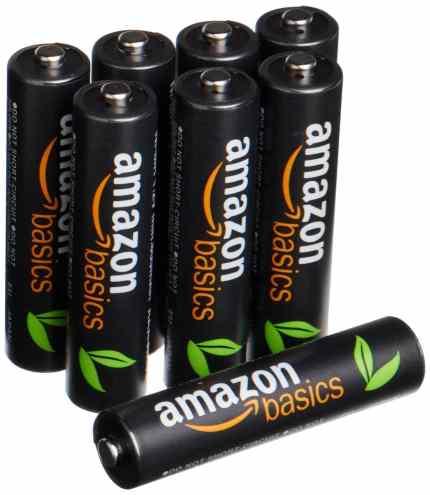 AmazonBasics AA High Capacity