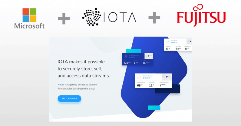 Have IOTA and Microsoft Really Partnered Up? Maybe Not