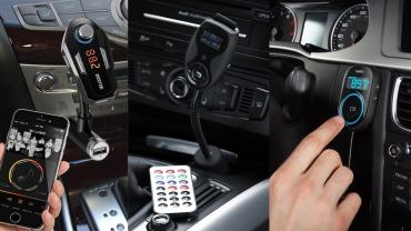 5 Best FM Transmitter to Use in Your Car in 2018