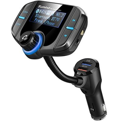 5 Best FM Transmitter to Use in Your Car in 2019