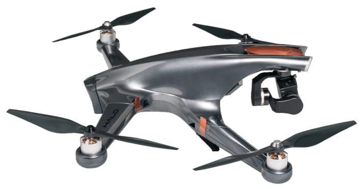 Halo Drone