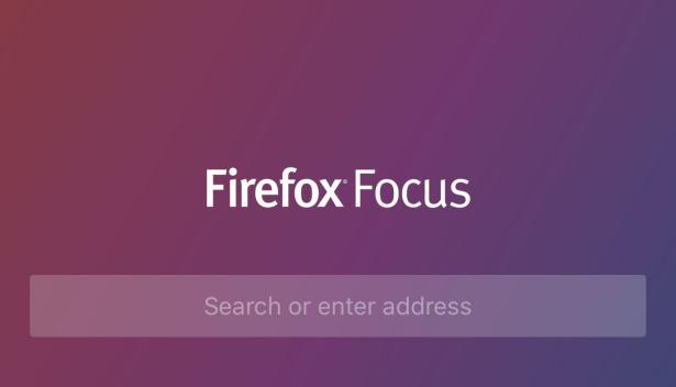 Firefox Focus Pc logo