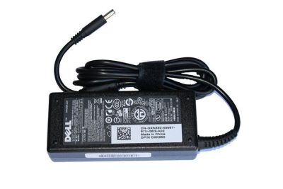 Techie 65W 19.5V 3.34A Pin size 4.5mm x 3.0mm compatible Dell laptop charger.