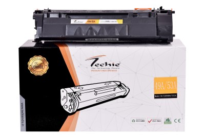 Techie 49/53A Toner Cartridge Compatible for HP Laser jet 1160/1320/3390/3392 Models.