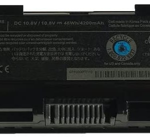 Techie Compatible for Toshiba PA5108U-1BRS PA5109U-1BRS PA5110U-1BRS C40-AD05B1 Laptop Battery.