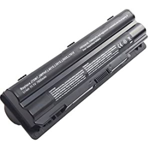 Techie Compatible for Dell XPS14, XPS15, XPS17, XPS L502X, XPS L702X Laptop Battery.