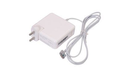 Techie 85W 20V 4.25A Magnet pin T Shape compatible Apple Magsafe 2 laptop charger.