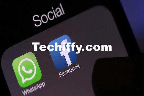 Doesn't someone else use your WhatsApp and Facebook?  check it out