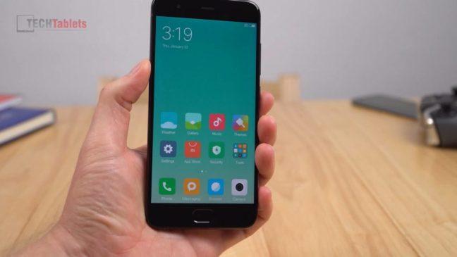 Xiaomi mi6 unboxing