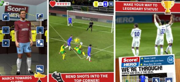 Free Football Games for Android