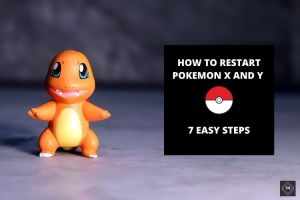 How To Restart Pokemon X And Y In 7 Easy Steps | Start A New Game