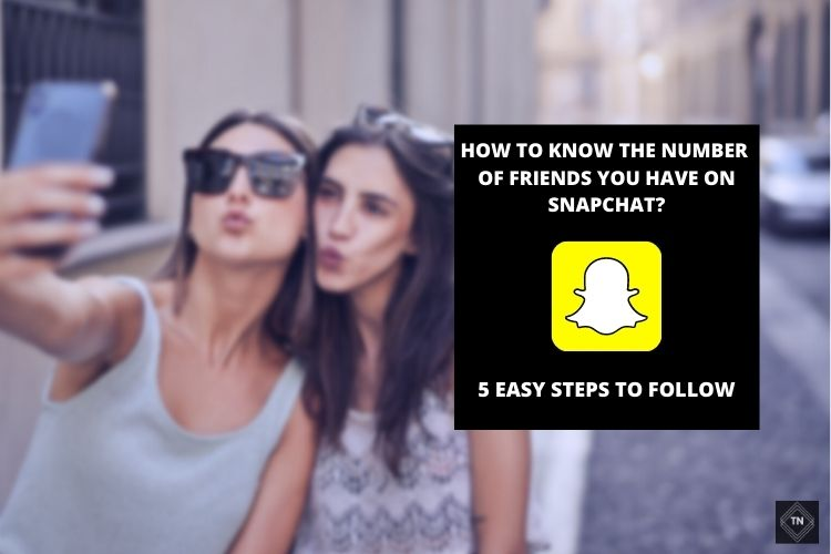 How To See How Many Friends You Have On Snapchat | 5 Easy Steps To Follow