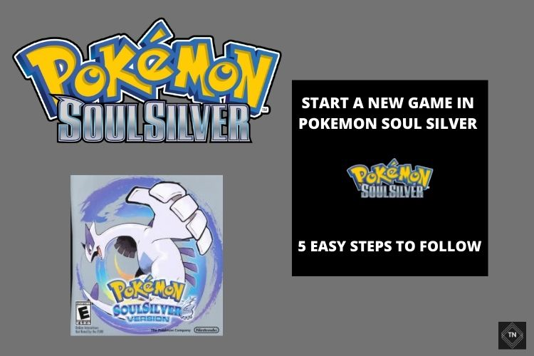 How To Start A New Game In Soul Silver? 5 Easy Steps To Follow