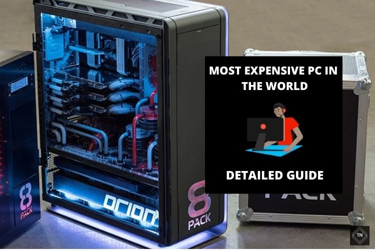 The Most Expensive Gaming PC In The World | 8Pack OrionX