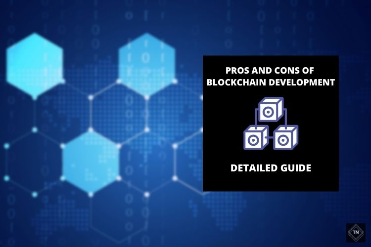 Pros And Cons of Blockchain Development