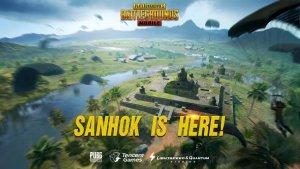 PUBG SANHOK Map Updated 0.8.0 2