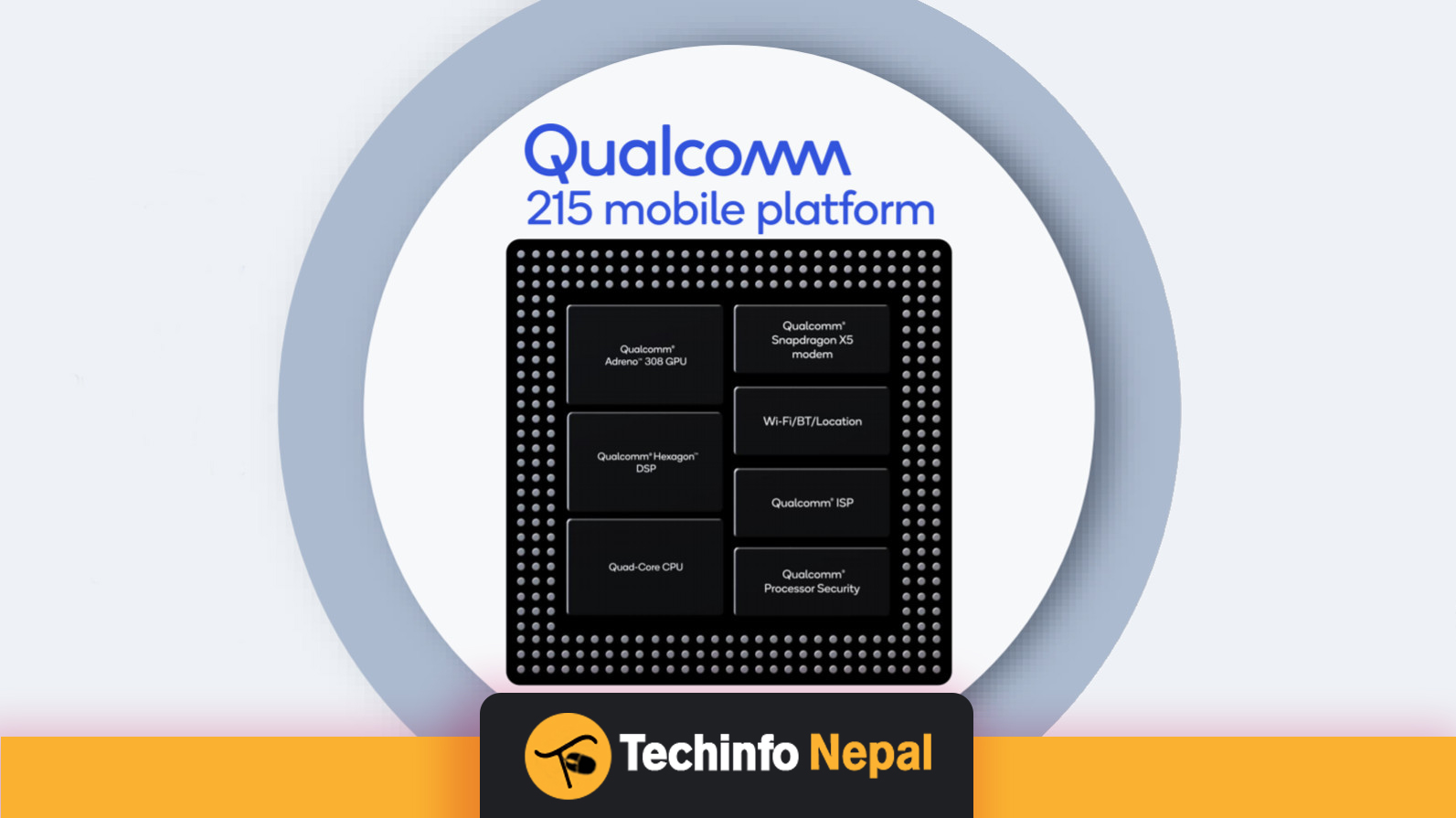 Qualcomm introduced Snapdragon 215: Comes with tons of Trendy Features for Entry-Level Smartphones 1