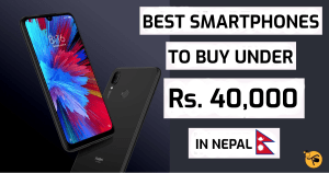 Best Smartphones Under 40000 in Nepal 1