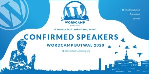 Speaker of WordCamp Butwal 2020
