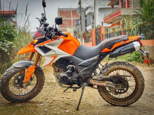 Things To Know Before Buying Motorhead Tekken 250 in Nepal