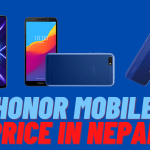 Honor Mobile Price In Nepal Latest Specification and Features